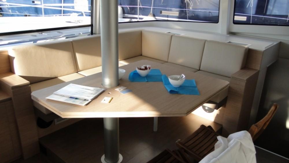 Hire Catamaran with or without skipper Catana Phuket