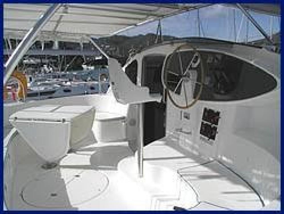 Boat rental Phuket cheap Bahia 46