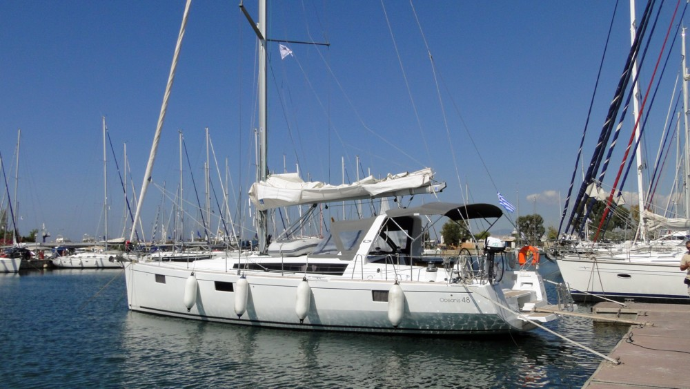 Rental Sailboat in Phuket - Bénéteau Oceanis 48
