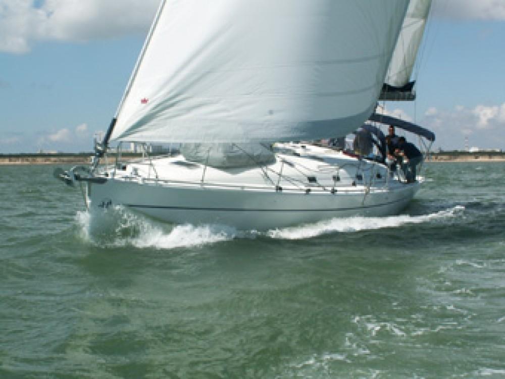Rental Sailboat in  - Poncin Yachts Harmony 52