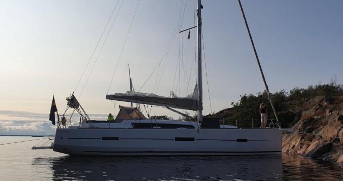 Rental Sailboat in Stockholm - Dufour Dufour 460