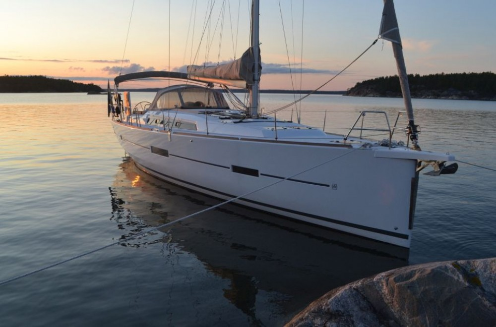 Boat rental Dufour Dufour 460 in Stoccolma on Samboat