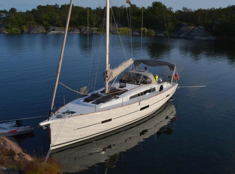 Rental Sailboat in Stoccolma - Dufour Dufour 460