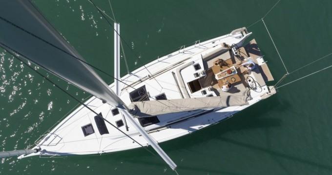 Rental Sailboat in Stockholm - Dufour Dufour 430