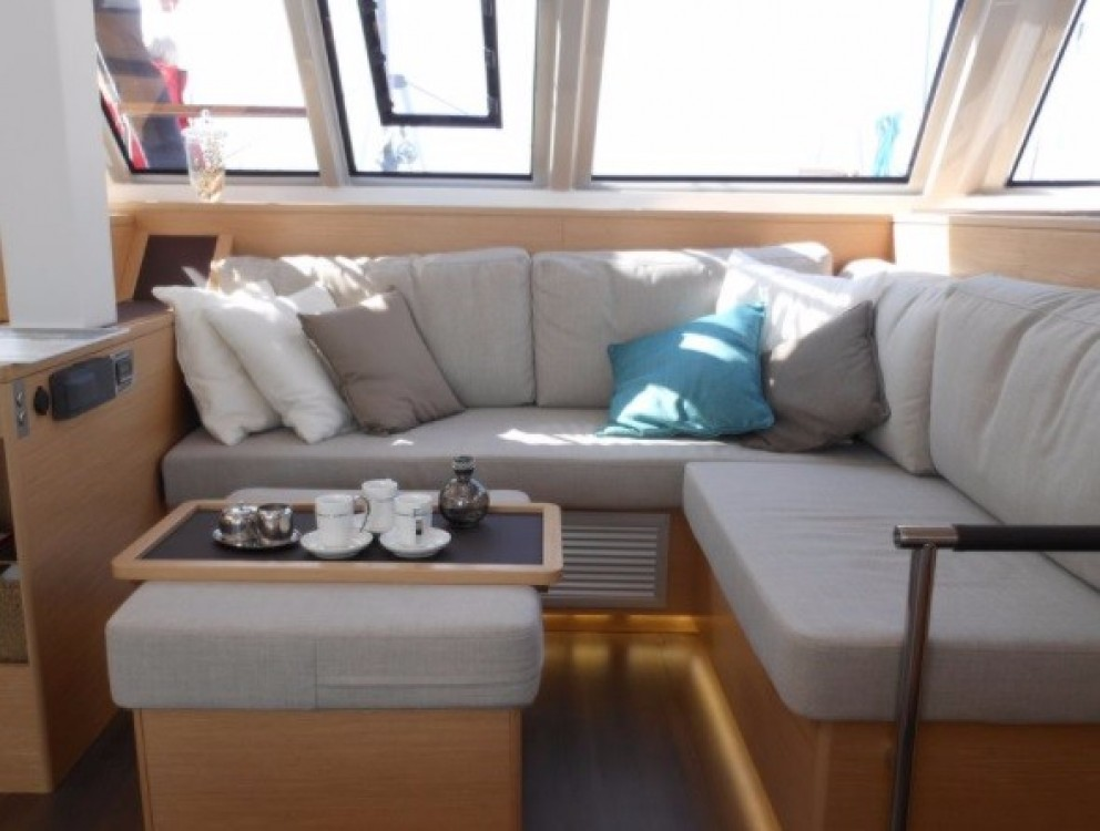 Bavaria Nautitech 46 between personal and professional New Providence