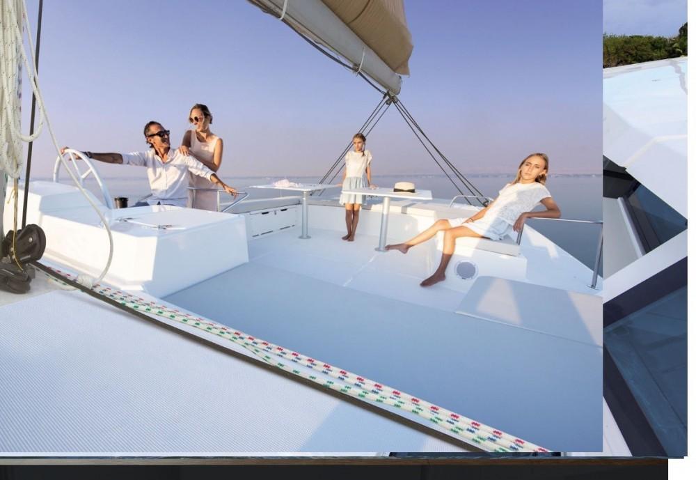 Bali Catamarans Bali 5.4 between personal and professional New Providence