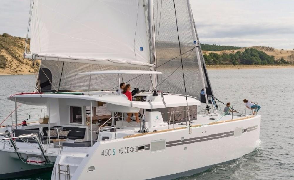 Rental yacht New Providence - Lagoon Lagoon 450 on SamBoat