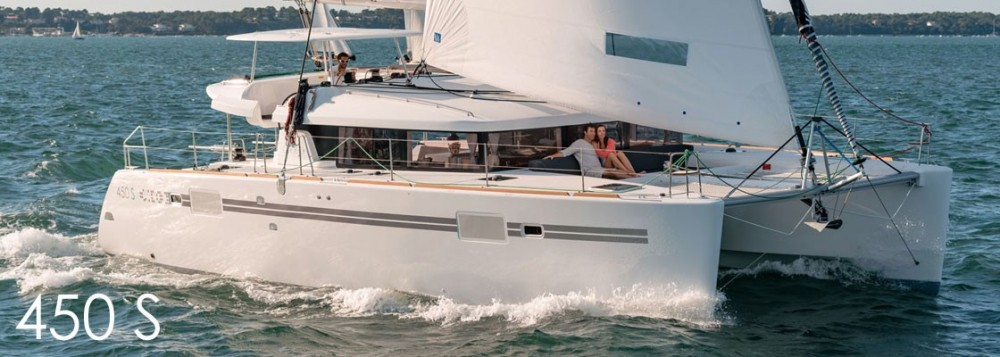 Hire Catamaran with or without skipper Lagoon New Providence