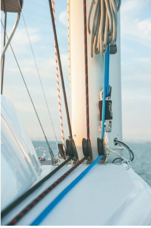 Boat rental Catana Bali 4.3 Owner Version in Jolly Harbour on Samboat
