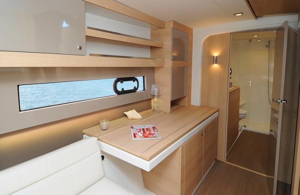 Rental yacht Jolly Harbour - Catana Bali 4.3 Owner Version on SamBoat