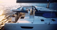 Boat rental Fountaine Pajot Astrea 42 in Antigua on Samboat