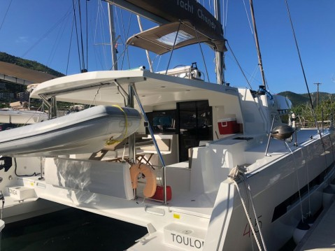 Rental yacht Jolly Harbour - Catana Bali 4.5 on SamBoat