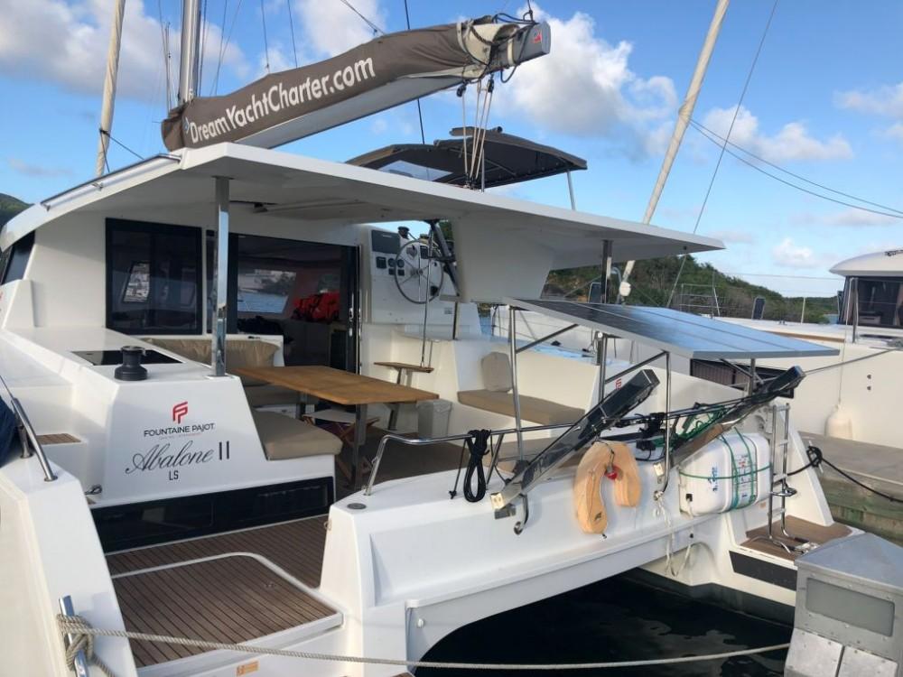 Rental Catamaran in Jolly Harbour - Fountaine Pajot Fountaine Pajot
