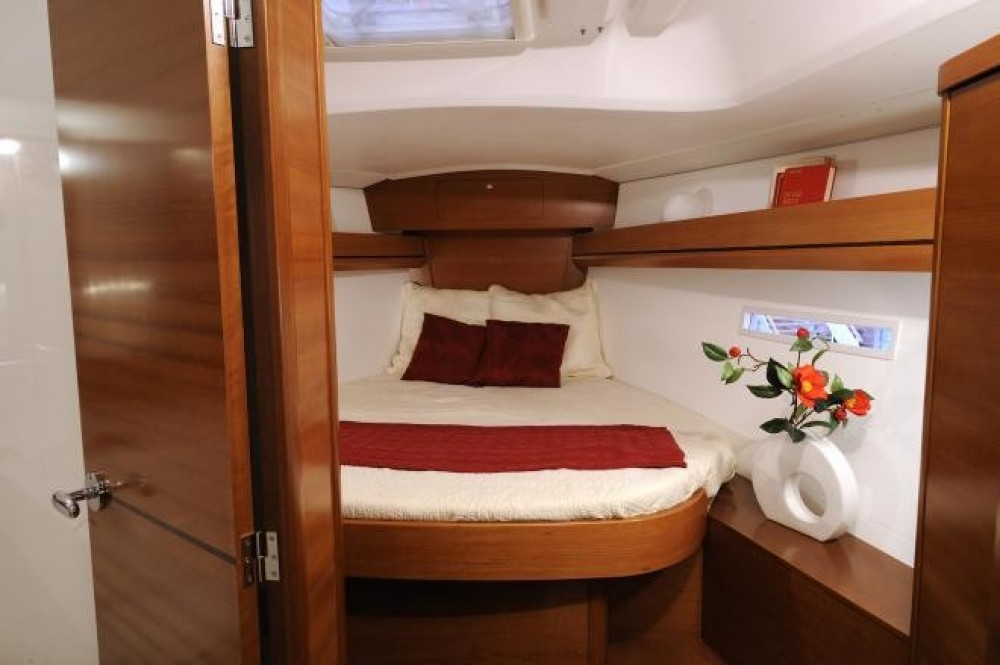 Rental yacht Jolly Harbour - Dufour Dufour 405 Grand Large on SamBoat