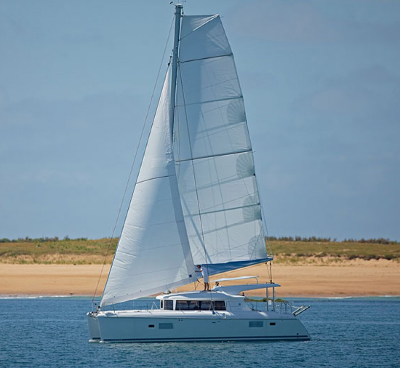 Hire Catamaran with or without skipper Lagoon Stann Creek
