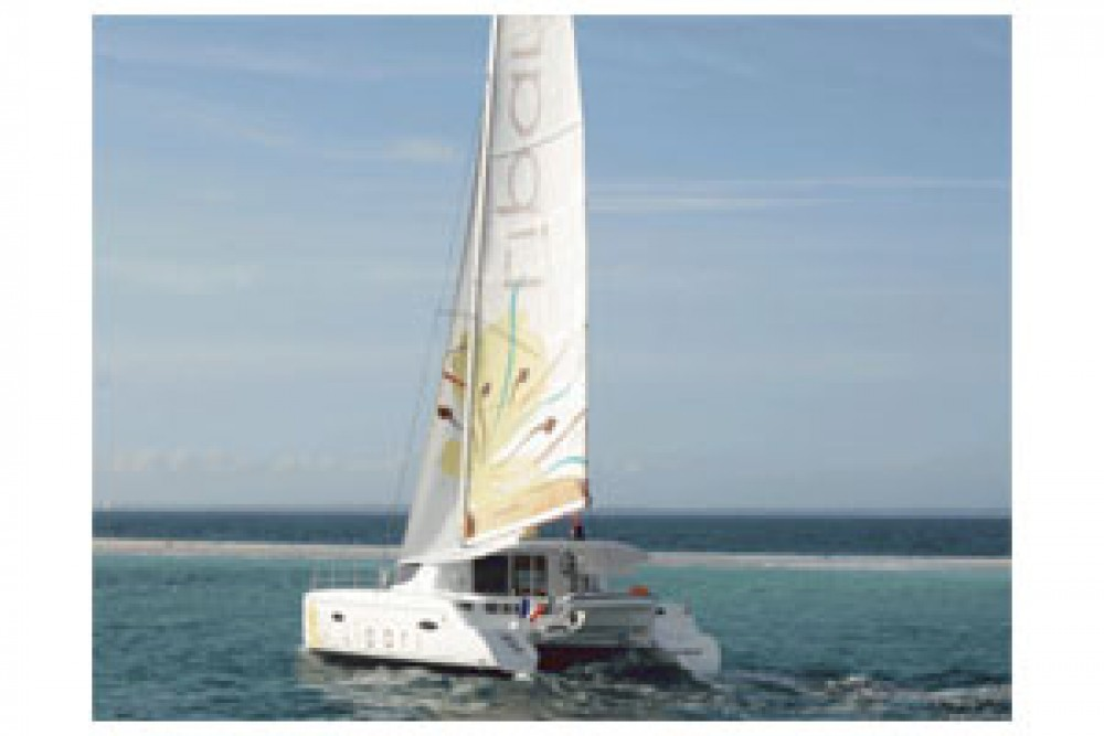 Boat rental Fountaine Pajot Lipari 41 in Stann Creek on Samboat