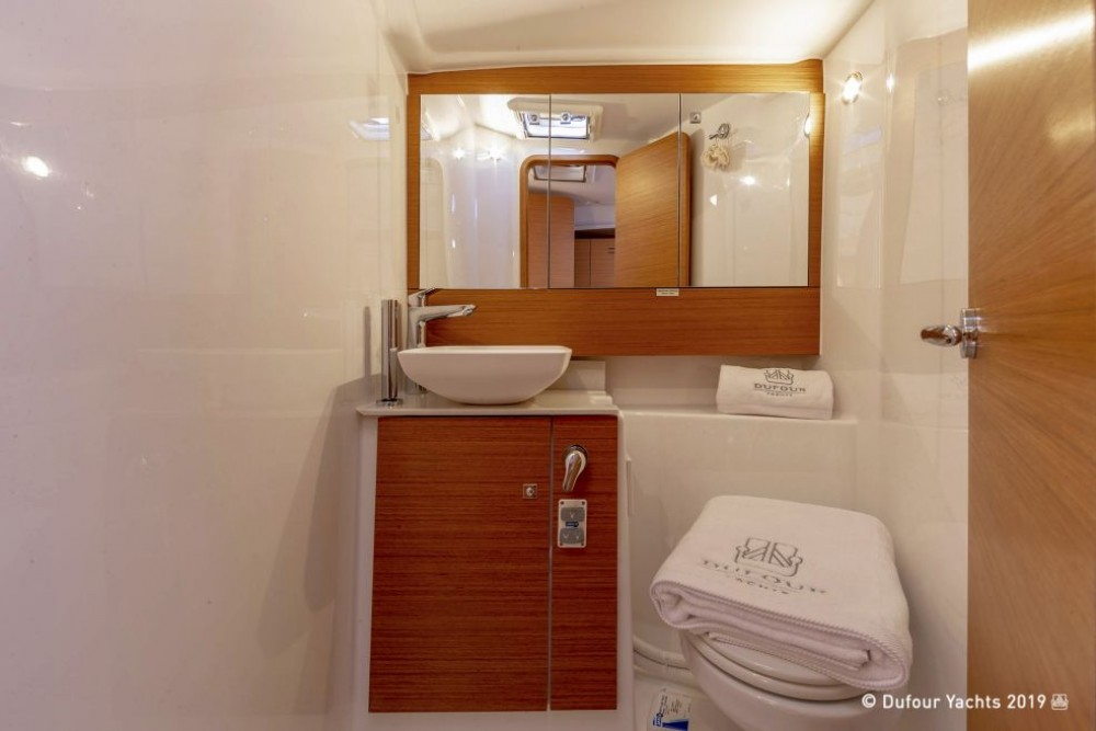 Rental yacht Road Town - Dufour-Yacht Dufour 430 on SamBoat