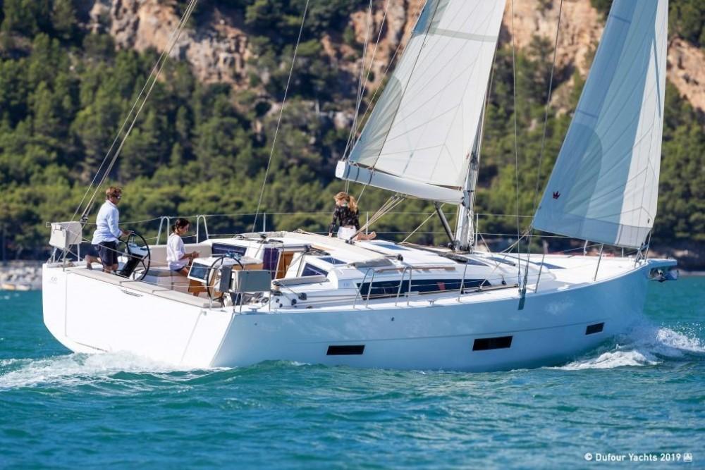 Rental Sailboat in Road Town - Dufour-Yacht Dufour 430