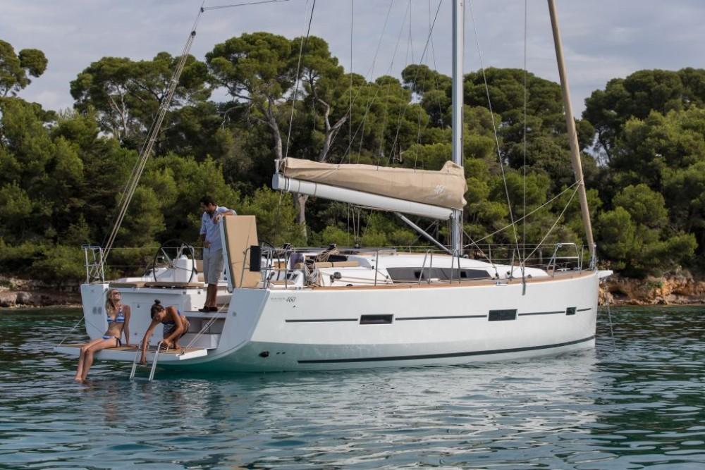 Boat rental Road Town cheap Dufour 460