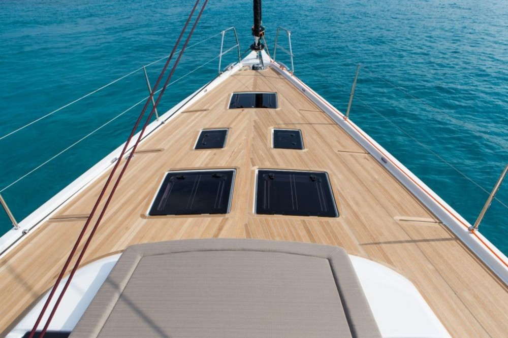 Rental Sailboat in Road Town - Dufour Dufour 56 Exclusive