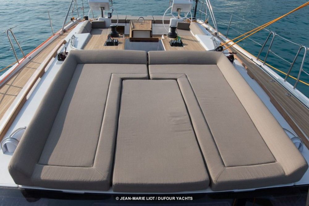 Rental yacht Road Town - Dufour Dufour 56 Exclusive on SamBoat