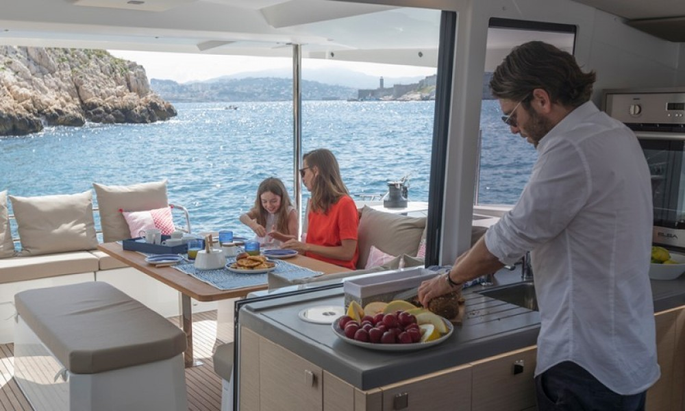 Rent a Fountaine Pajot Astrea 42 Road Town
