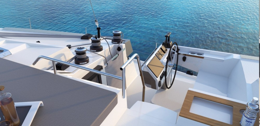 Rental yacht Road Town - Fountaine Pajot Elba 45 on SamBoat