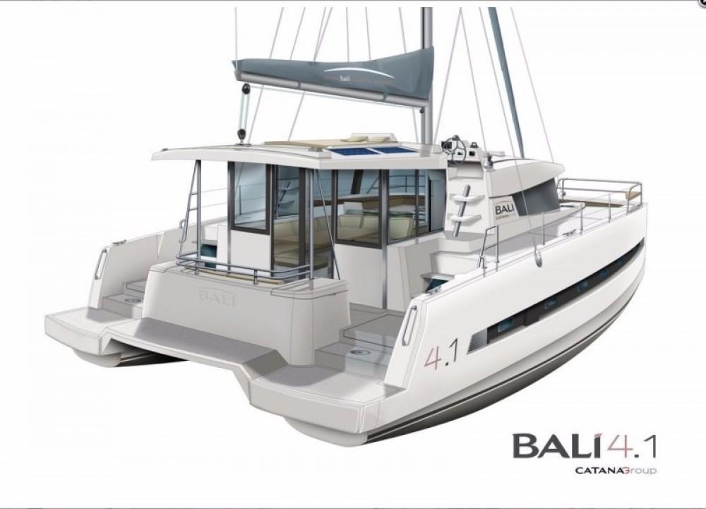 Rental Catamaran in Road Town - Bali Catamarans Bali 4.1