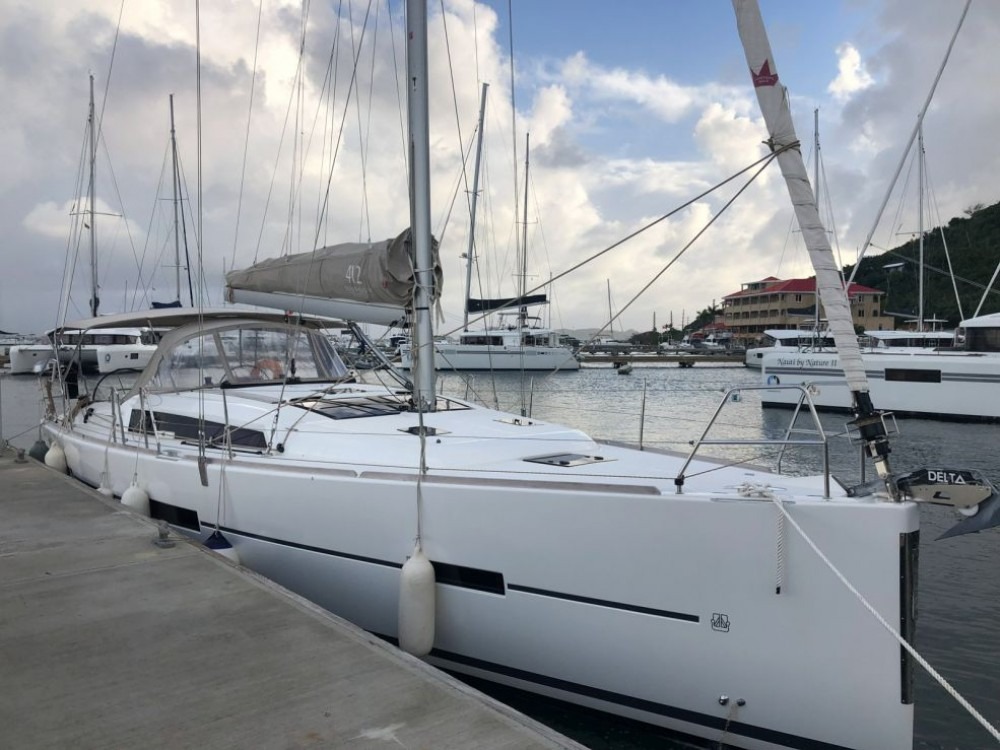 Rental yacht Road Town - Dufour Dufour 412 on SamBoat