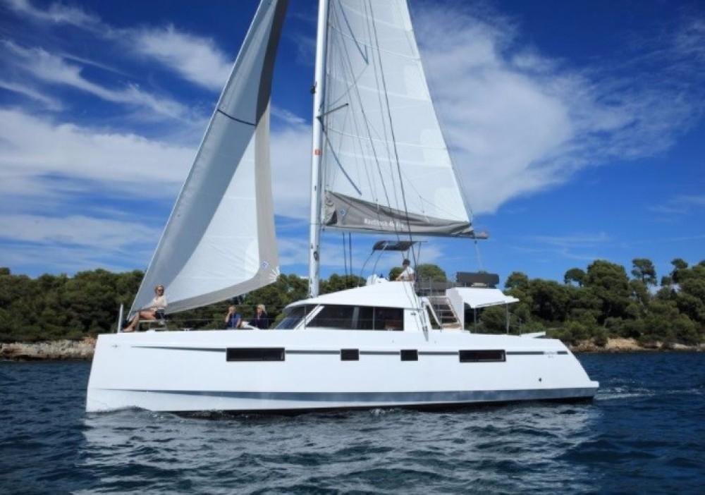 Boat rental Road Town cheap Nautitech 46 Open
