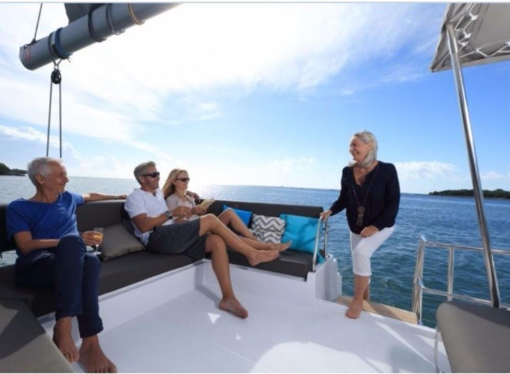 Rental yacht Road Town - Bavaria Nautitech 46 Open on SamBoat