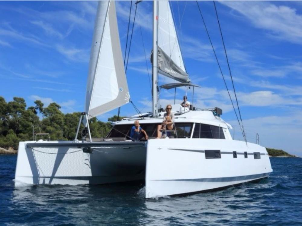 Rental Catamaran in Road Town - Bavaria Nautitech 46 Open
