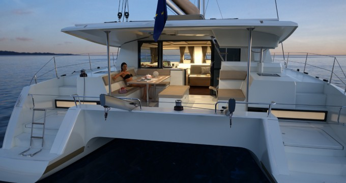 Rental yacht Road Town - Fountaine Pajot Helia 44 on SamBoat