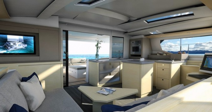 Hire Catamaran with or without skipper Fountaine Pajot Grenada Free Port