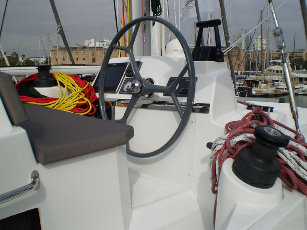 Hire Catamaran with or without skipper Bali Catamarans St. George's