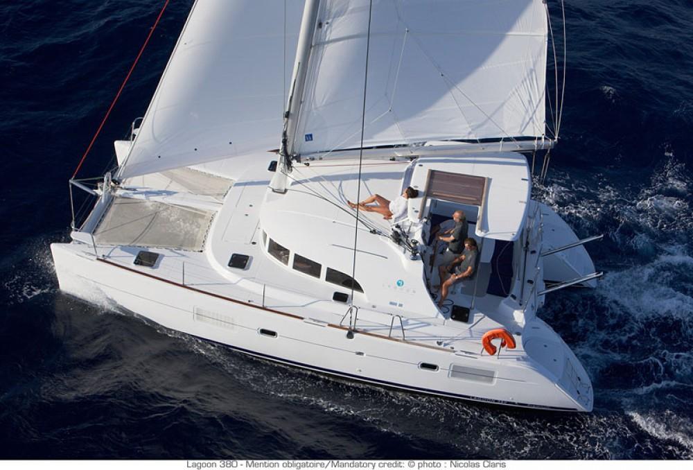 Rental Catamaran in St. George's - Lagoon Lagoon 380