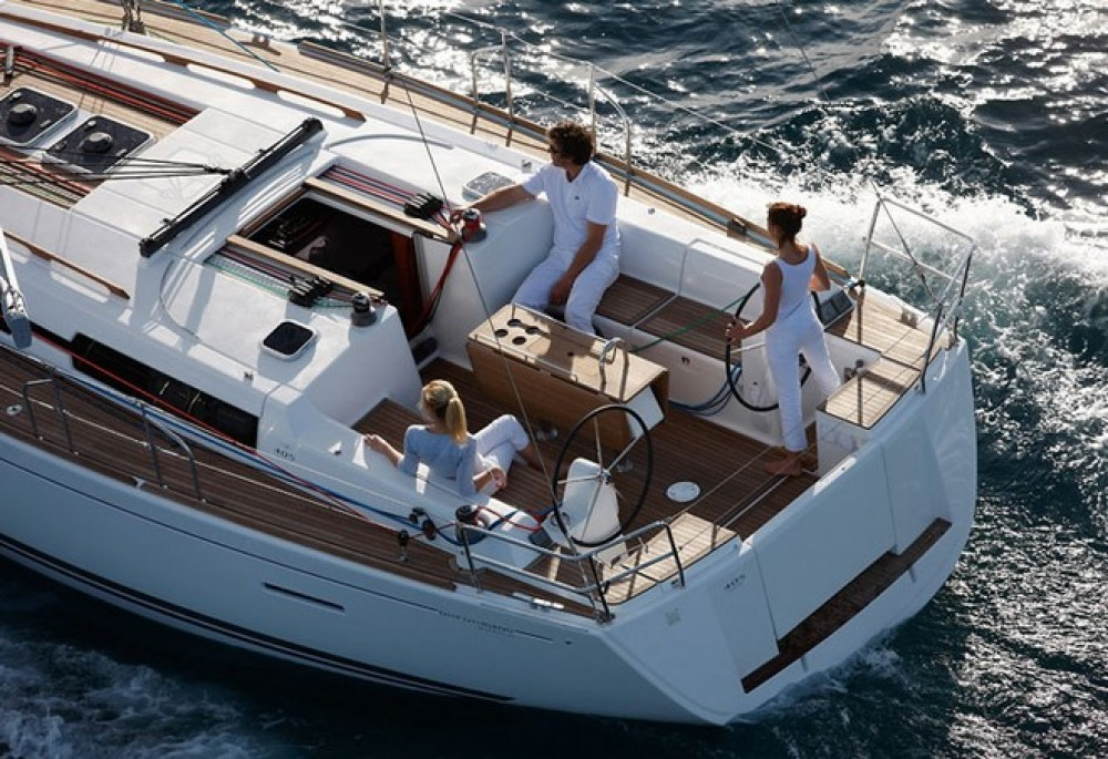 Rental yacht St. George's - Dufour Dufour 405 Grand Large on SamBoat