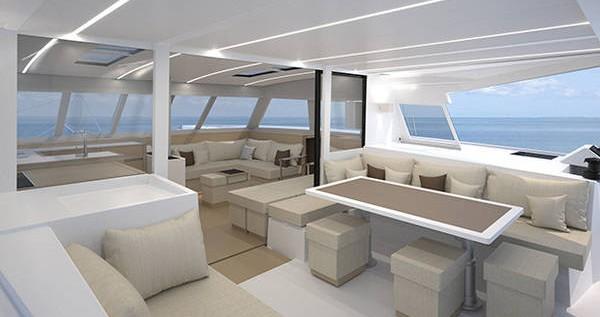 Rental Catamaran Bavaria with a permit