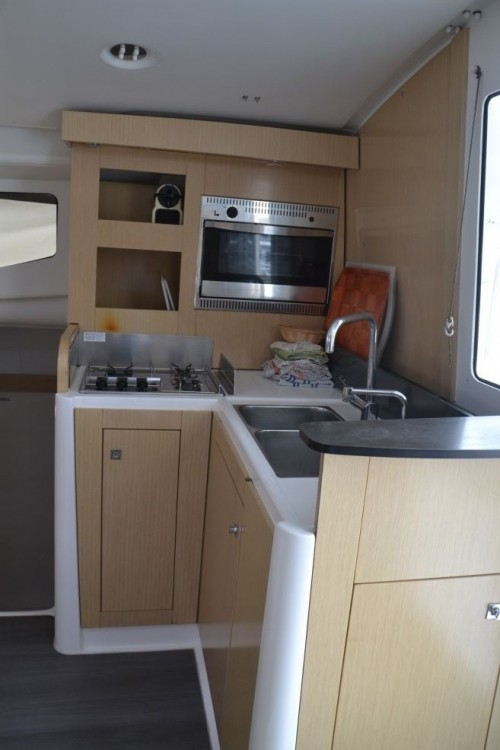 Fountaine Pajot Mahe 36 Evolution between personal and professional Pointe-à-Pitre