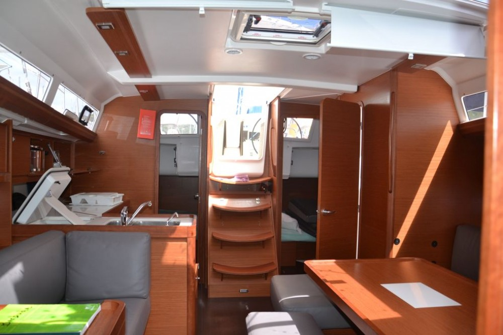 Rental yacht Pointe-à-Pitre - Dufour Dufour 412 on SamBoat