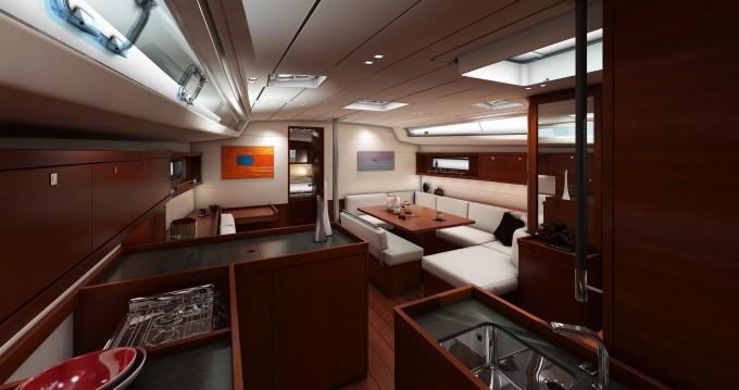 Rental yacht Pointe-à-Pitre - Bénéteau Oceanis 48 on SamBoat