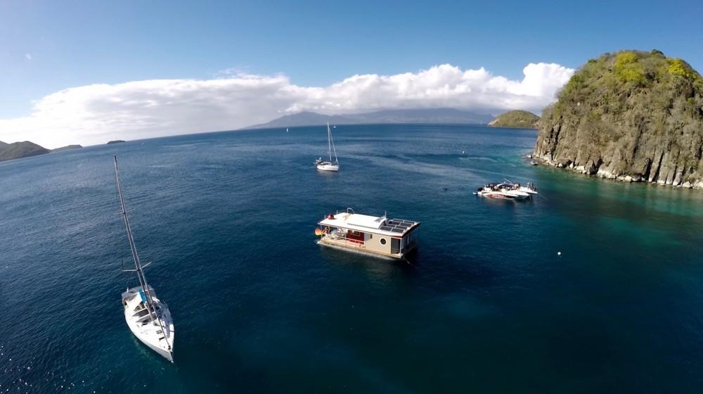 Rental Yacht Aqualodge with a permit