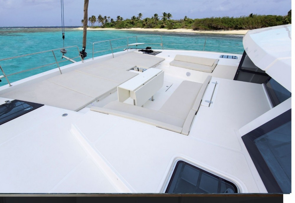 Hire Catamaran with or without skipper Bali Catamarans Martinique