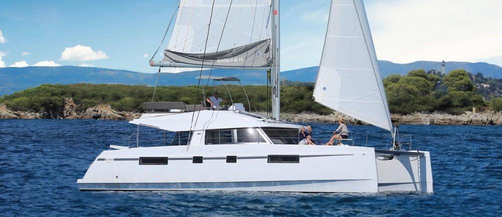 Boat rental Bavaria Nautitech 46 Fly in Martinique on Samboat