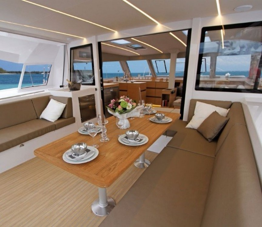 Bavaria Nautitech 46 Fly between personal and professional Martinique