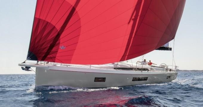 Rental Sailboat in Le Marin - Bénéteau Oceanis 51.1