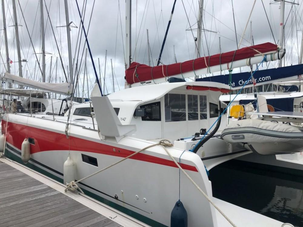 Rental yacht Martinique - Marsaudon Composites TS 42 on SamBoat