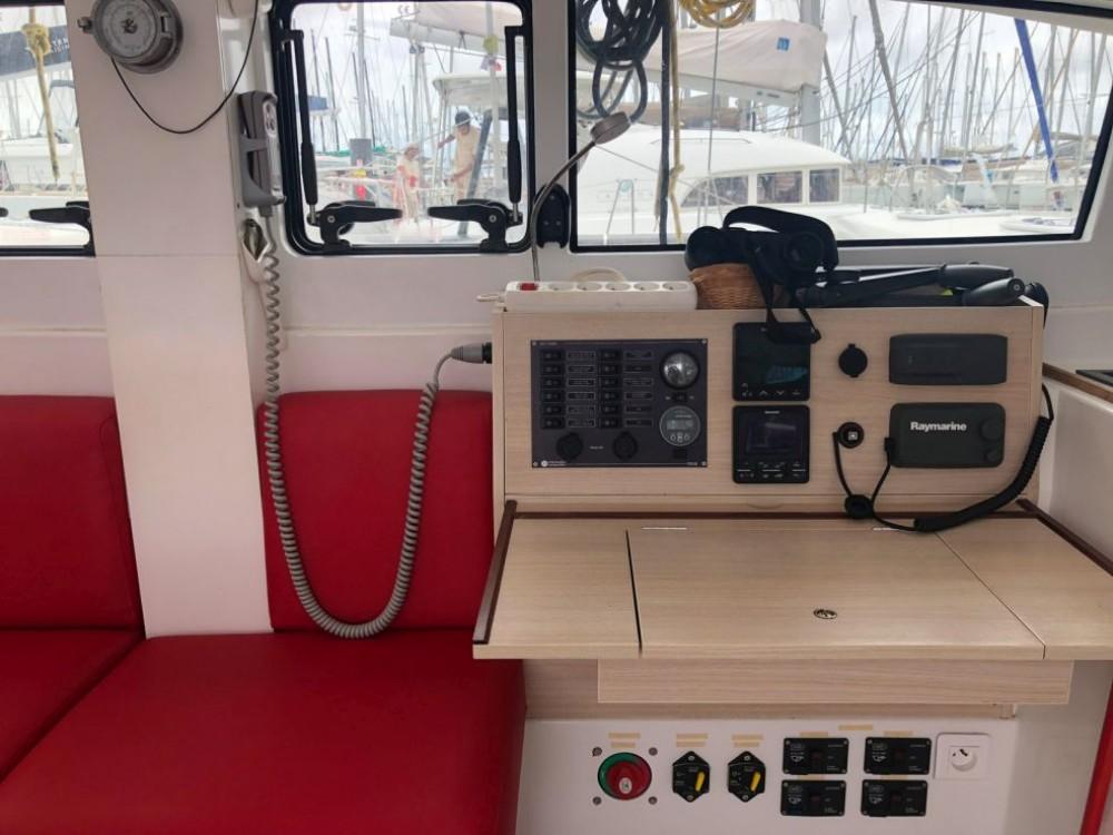 Rental Catamaran in Martinique - Marsaudon Composites TS 42