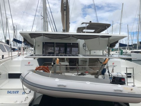 Fountaine Pajot Fountaine Pajot between personal and professional Le Marin