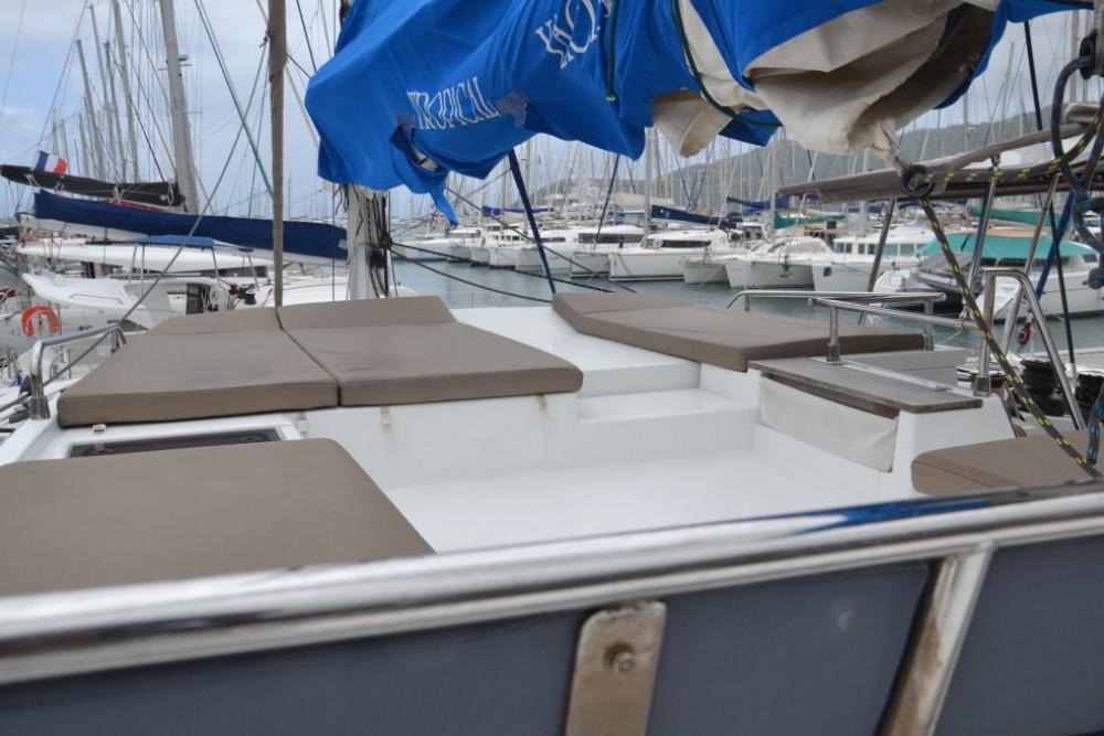 Rental Catamaran in Martinique - Fountaine Pajot Saba 50